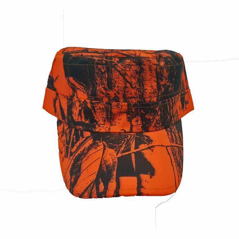 mastery-castro-model-desenli-turuncu-avci-sapkasi-798